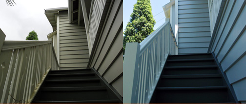 auckland stair colours