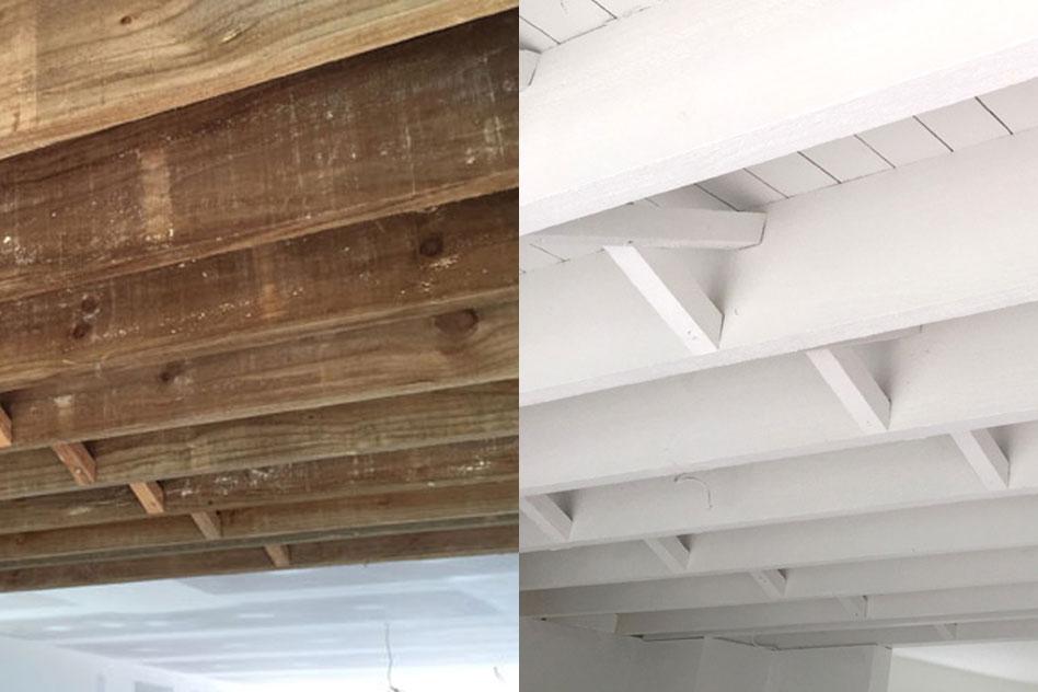 Ceiling transformation