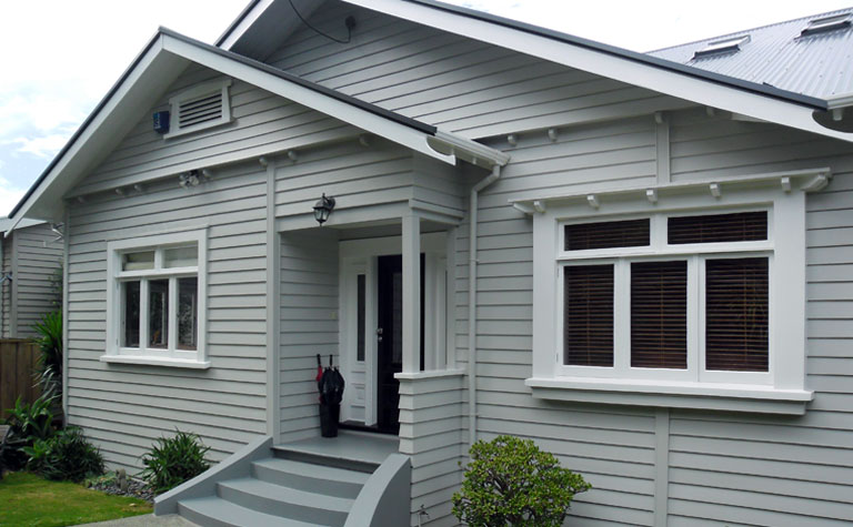 A Remuera home transformed with colour!