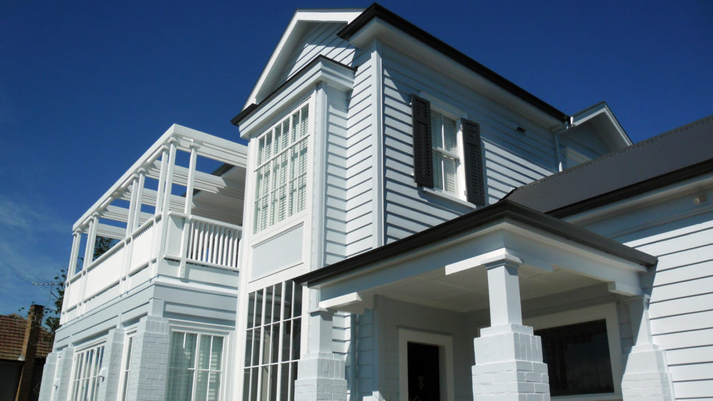 Exterior House Painting Showcase The House Painters Auckland