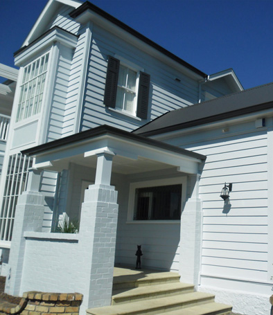 Auckland Exterior House Painting U2013 The House Painters U2013 Registered Master  Painters For All Exterior Decorating Work. Part 46