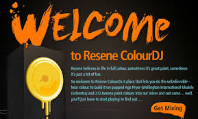 Resene Colour DJ