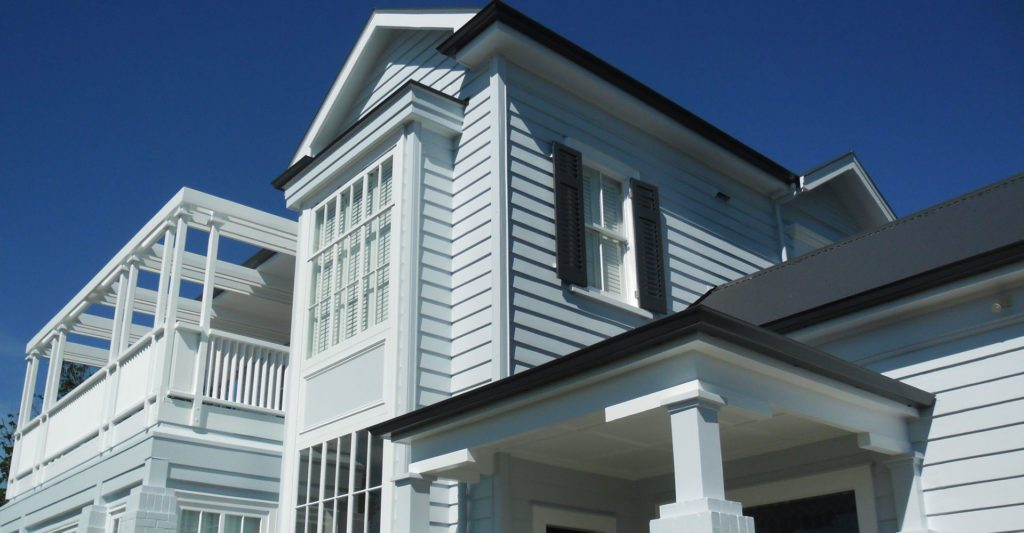 Exterior painters Auckland