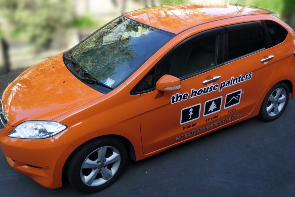 the house painters sales car