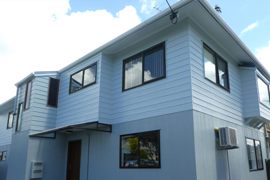 Auckland Exterior Painting