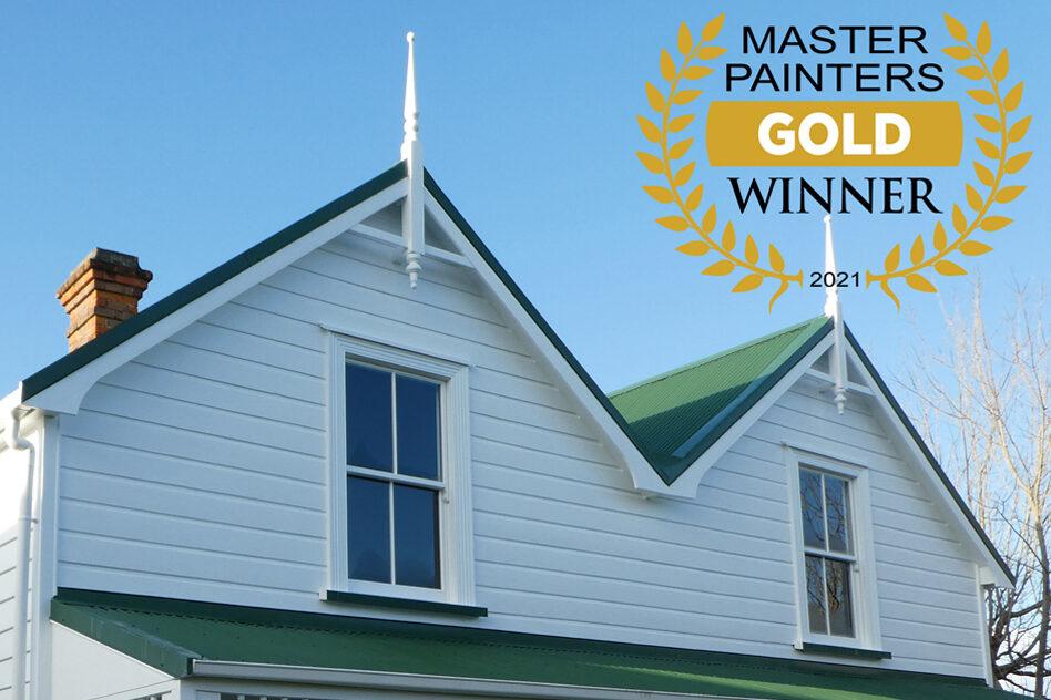 Master Painters Gold Award Winners